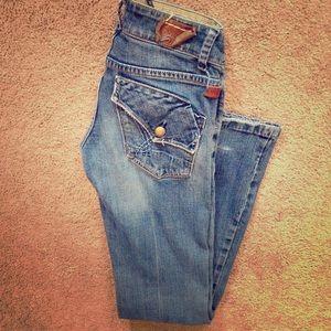 Vigoss boot stretch jeans