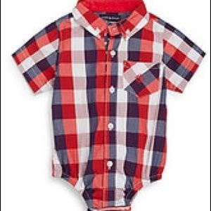 Andy & Evan Other - Sale!! Andy & Evan Plaid Shirtize