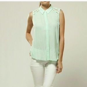 """Moon Collection Tops - Moon Collection  """" Minty Fresh Top """""""