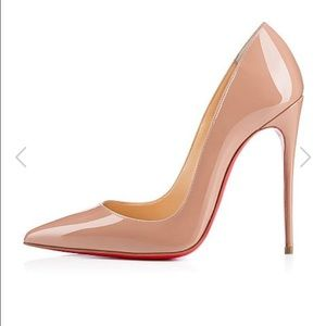 33% off Shoes - Get the look for less. New Nude red bottom pumps ...