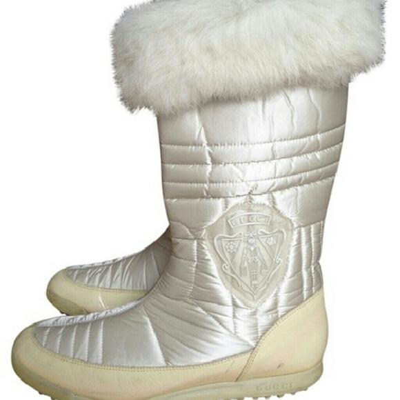 Gucci Shoes - Gucci Apres Ski Winter Snow Boots, 8.5