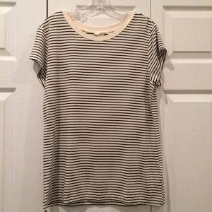 H&M striped tee