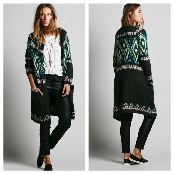 64% off Free People Sweaters - 💸SOLD💸Free People Fair Isle ...