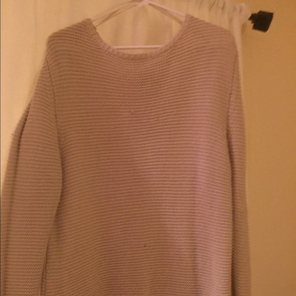 40% off Cotton On Sweaters - Cotton On cream knit sweater from ...