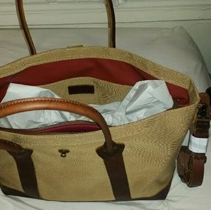 Surprising Ll Bean Signature Westbranch Weekender Tote Nwt Unemploymentrelief Wooden Chair Designs For Living Room Unemploymentrelieforg