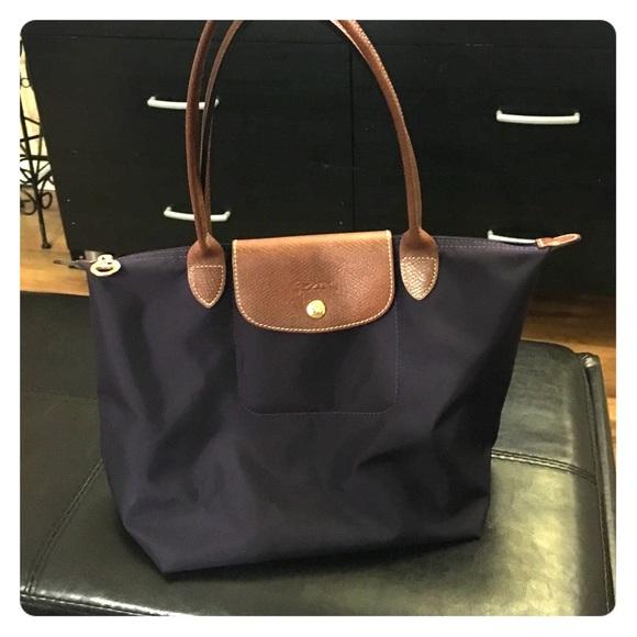 a6d066a3c535 Longchamp Handbags - Longchamp  Small Le Pliage  Shoulder Bag