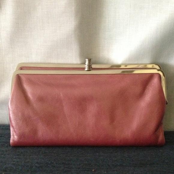 hobo lauren double frame clutch wallet - Double Frame Clutch Wallet