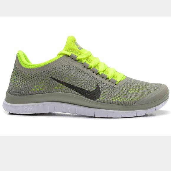 brand new 207ed aef1d Nike Free 3.0 - neon yellow women's size 8.0