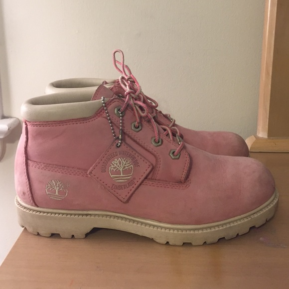 Femmes Timberland Chaussures Rose SY1RU
