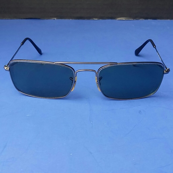 ray ban 3309 sunglasses  ray ban accessories ray ban 3309 silver eyeglasses mint condition