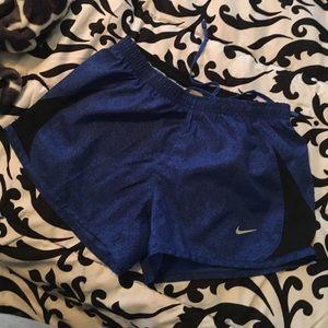 Nike design tempo shorts