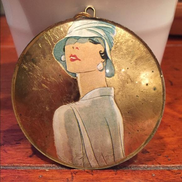 Leona Fein Jewelry Glass Pendant Poshmark
