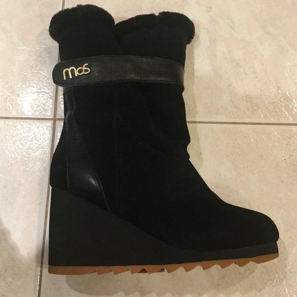 66% off Mos Copenhagen Shoes - Mos Copenhagen wedge snow
