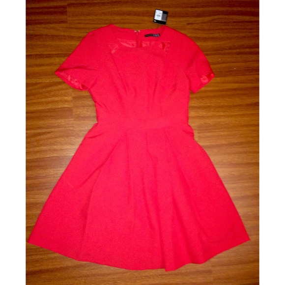 d200bffd00 Red A-Line Dress - Primark