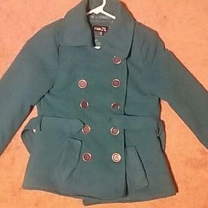38% off utex design Jackets & Blazers - 💕SALE Reversible pea coat ...