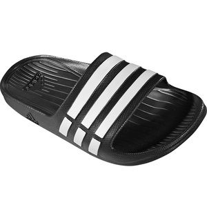 0e45d2f4406f3 Adidas Shoes - Adidas Men s Slippers Size 11