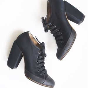 Dries van Noten Shoes - Dries van noten lace up booties!