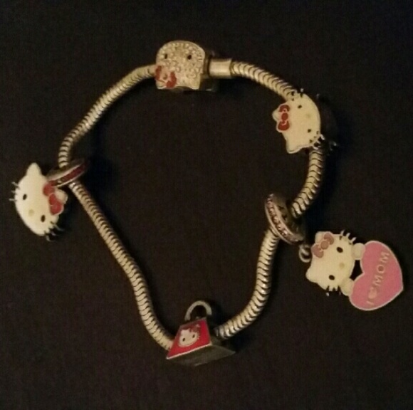 charm pandora hello kitty