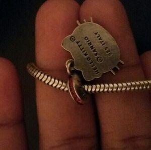 cfb8a745e Kay Jewelers Jewelry | Hello Kitty Pandora Charm Bracelet | Poshmark