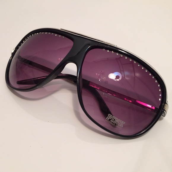 d13662f698 Victoria s Secret Rhinestone Aviator Sunglasses. M 567bb07df0928218bc006982