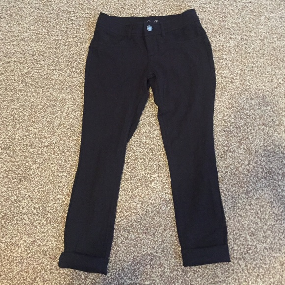 Seven7 - Seven jeans black jeggings from Brooke's closet on Poshmark