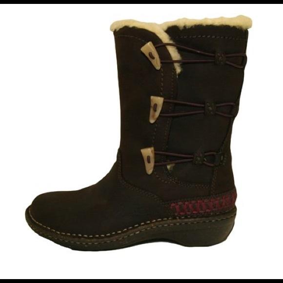Ugg Kona Brunswick boots