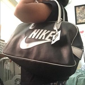 Nike Bags - Nike leather bag 4a4dd7ad37770
