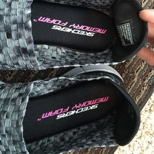 Chaussures Skechers Pour Les Femmes En Mousse À Mémoire Lite Double W294iH