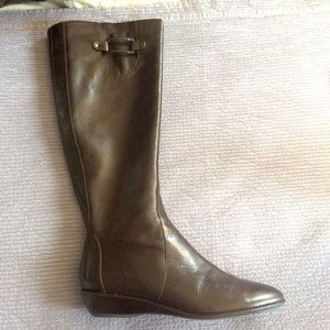 Cole Haan Air Neesa Tall Leather Boot