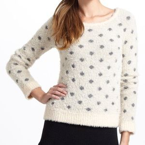 Anthropologie Sweaters - ☃️Cold weather HP💖Anthro dotted woolly sweater