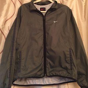 Nike Jackets   Coats - Women s Nike jacket army green size medium b89e25048