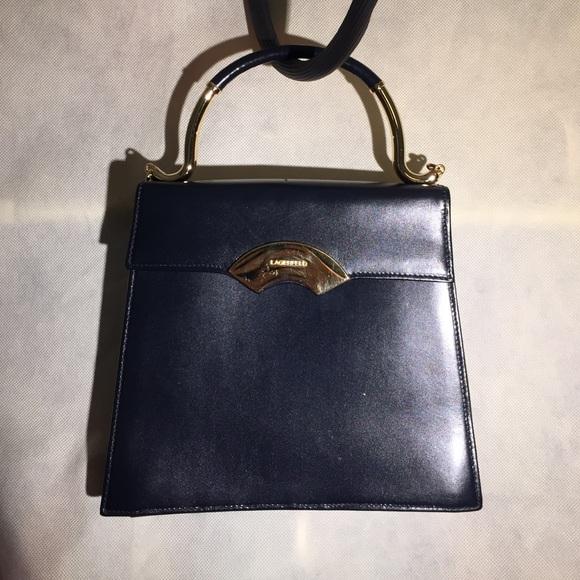 Karl Lagerfeld Bags Lagerfeld Vintage Handbag Poshmark