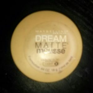 Maybelline New York Matte Mousse