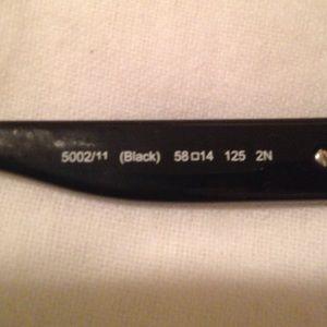 d992c7db4e5 Coach Accessories - COACH HC 8036 Pamela 5002 11 Black Sunglasses