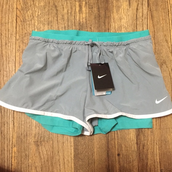 genuine shoes new images of dirt cheap NWT Women's 2-IN-1 Full Flex Running Shorts NWT