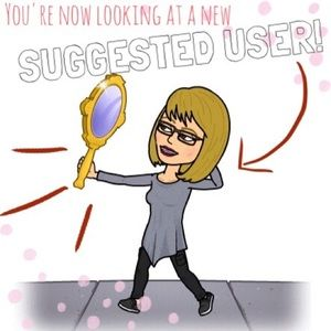 Other - 🎉 I'M A SUGGESTED USER! 🎉