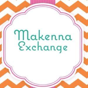 •makenna exchange store policies•