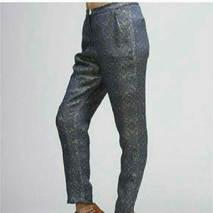 Beautiful brocade pants from Moon Collection