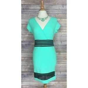 Dresses & Skirts - 🌞SALE🌞Mint  form fitting dress S M L