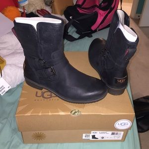 UGG Australia Simmens Waterproof Ankle Boots cheap with credit card for cheap sale online for sale under $60 clearance 9XGmudPGMC