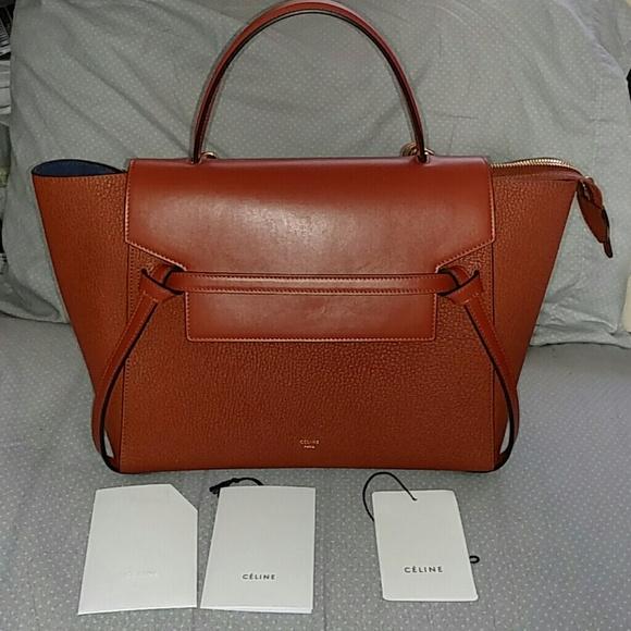 f562e8b3aba Celine Bags   Brick Small Belt Bag   Poshmark