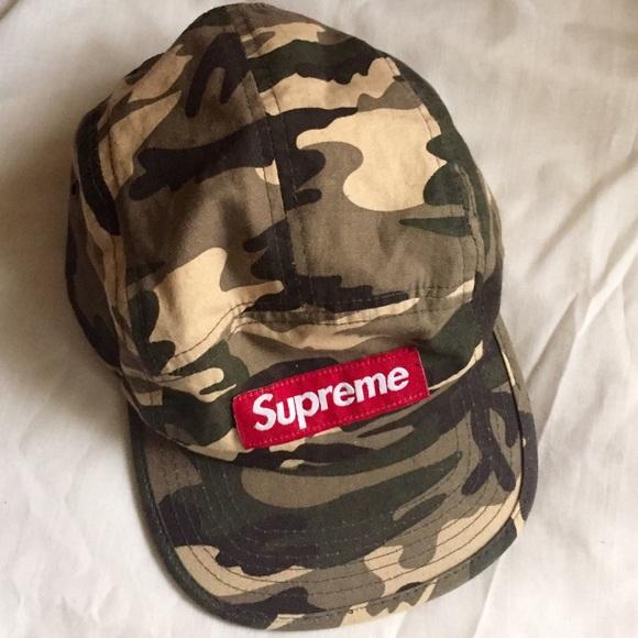 Supreme Camo Hat! M 567d79ca291a356676001e6e cb772431e24