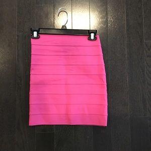 Pleasure Doing Business 9 band skirt