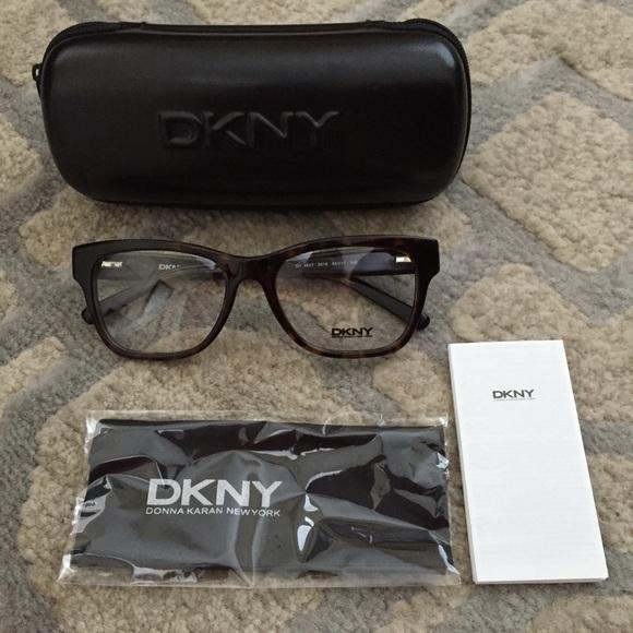 92f385e983 DKNY prescription glasses DY4641 3016 turtoise NWT
