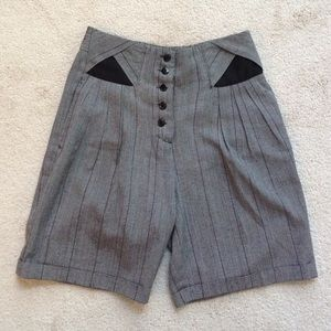 Pants - Vintage high waisted shorts
