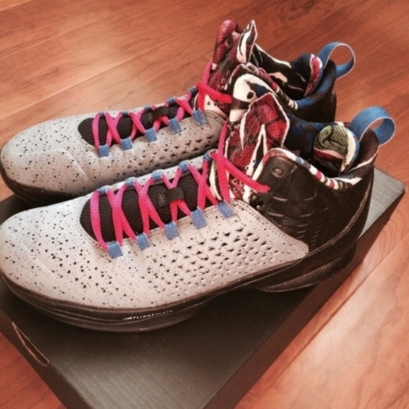 19% off Nike Shoes - Melo 11 Jordan Basketball shoes from ...