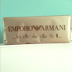 63 off giorgio armani other emporio armani she eau de. Black Bedroom Furniture Sets. Home Design Ideas
