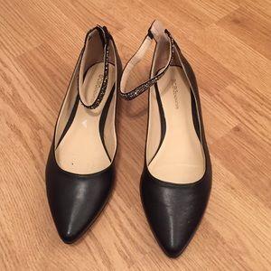 BCBGeneration Shoes - BCBG Generation Ankle Strap Flats