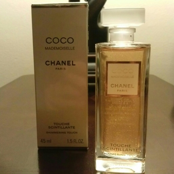 Chanel Other Coco Mademoiselle Shimmering Touch Poshmark