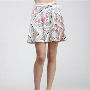 "Moon Collection Dresses & Skirts - S-M-L Moon Collection ""Doodle"" Skirt"